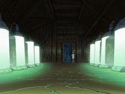 Orochimaru's Demon Island Laboratory