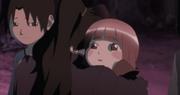Shiseru abraça Miina