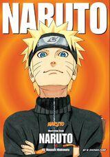 Naruto Artbook Shonen Jump