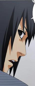 A determinação do Sasuke (Colorido)