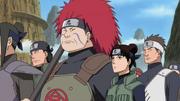 Hiashi, Chōza e Tnten (Primeira Divisão)