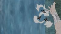 Invocação - Transformação da Lâmina Relâmpago (Sasuke - Anime)