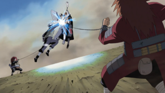 Kakashi's strategy