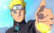 Naruto concordando
