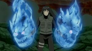 Paso Suave Puños Gemelos de León Anime