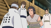 Taizō caught red-handed