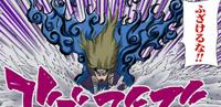 Chamas Escaldantes do Inferno de Yugito (Mangá)