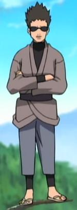 Kagari without his mask