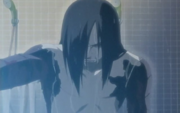 Orochimaru sofrendo