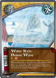 Elemento Agua Choque de Olas del Pez Demonio WoW