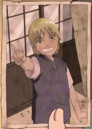 Gennō's son