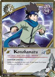 Konohamaru WoW