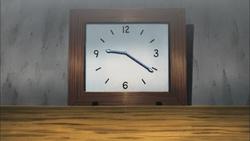 Relógio do Orfanato