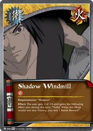 Shadow Windmill