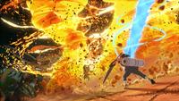 Katon Gōka Senpū (Madara Uchiha Game)
