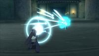 Liberação de Tempestade Circo de Laser (Darui - Game)