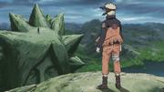 Naruto regresa al Valle del Fin