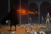 Prisão da Espada de Fogo Celestial