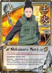 Shikamaru II Carta