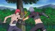 Shin vs. Scorpion