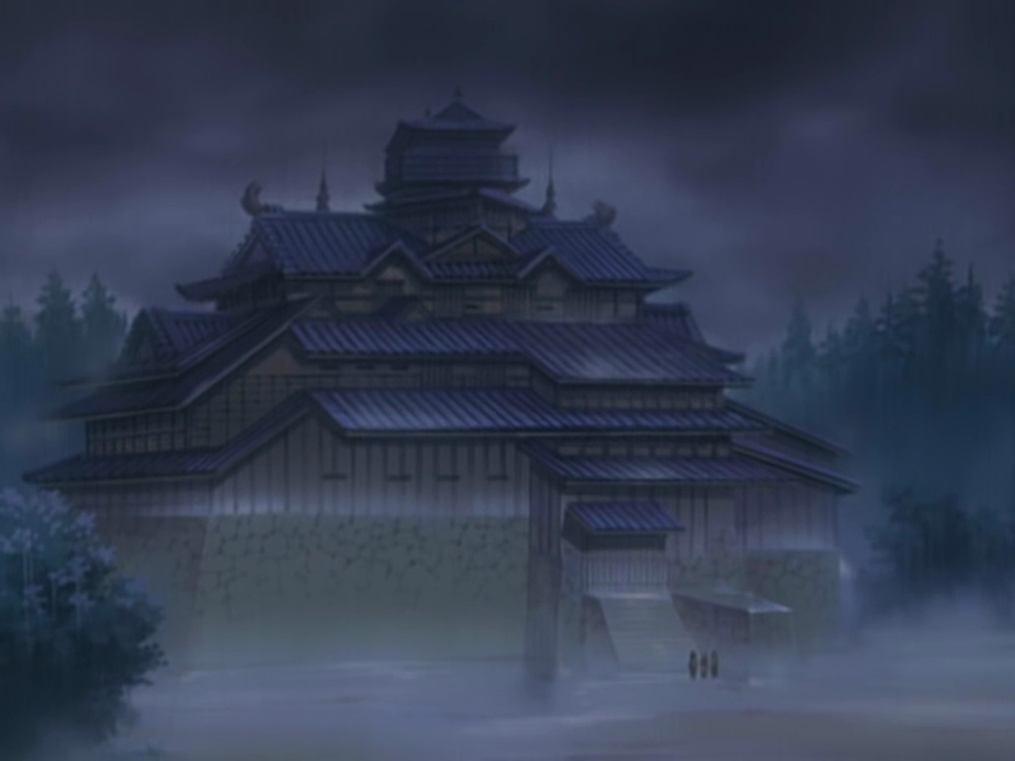 The Mysterious Curse of the Haunted Castle | Narutopedia | FANDOM