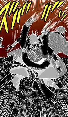 Contra Genjutsu Colorido (Itachi - Mangá)