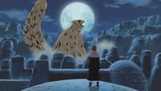 Gaara pierde el control del Shukaku