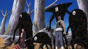 Hidan et Kakuzu Vs Team Asuma