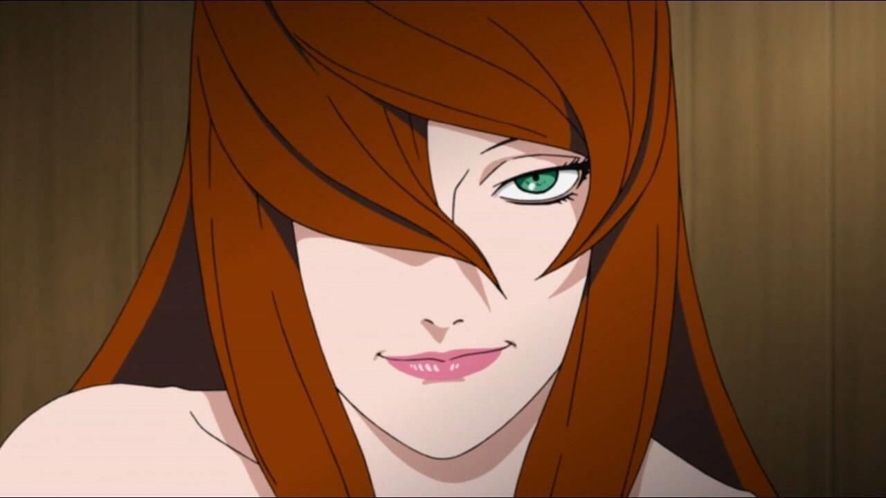 Imagen - Mei Terumi amenazando a Sasuke Anime HD.png ...