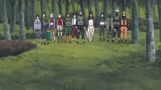Orochimaru Search Team