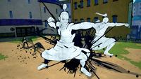 Desenho de Imitação do Super Deus (Game)