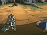 Jutsu: Imitación de Sombra Shuriken