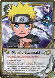 Naruto Uzumaki TP2