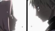 Naruto descubre que Sakura le miente