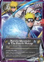 Naruto y Minato ST