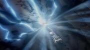 Naruto y Sasuke chocan ataques por última vez