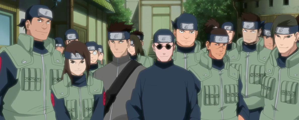 Shinobi Organisational System | Narutopedia | FANDOM powered
