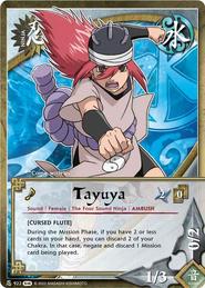 Tayuya FotS