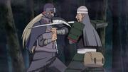Mifune vs Hanzō