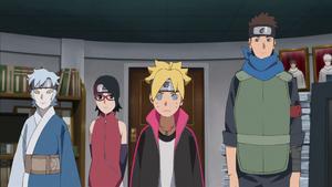 Squadra Konohamaru