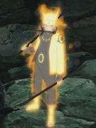 Bastão dos Seis Caminhos Naruto Anime
