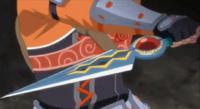 Dragon Blade (Naruto)