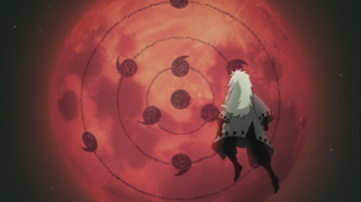 Infinite Tsukuyomi Activated