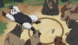 Kintoki derrotado