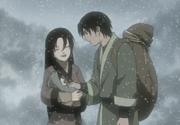 Mãe e Pai de Haku