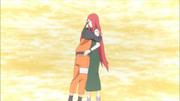 Naruto e Kushina