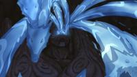 Nine Phantom Dragons Consuming Seals