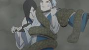 Orochimaru Vs Mitsuki