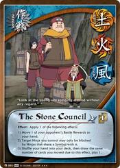El Consejo de la Roca Carta