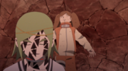 Namida é derrotada por Momo